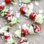 Recipe Card - Wedge Salad Skewers