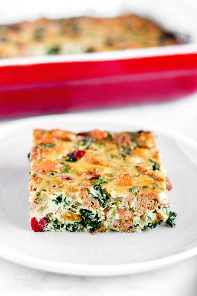 Paleo Breakfast Casserole from A Thousand Crumbs (2 of 11)