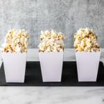 Recipe Card - Easy Stovetop Popcorn