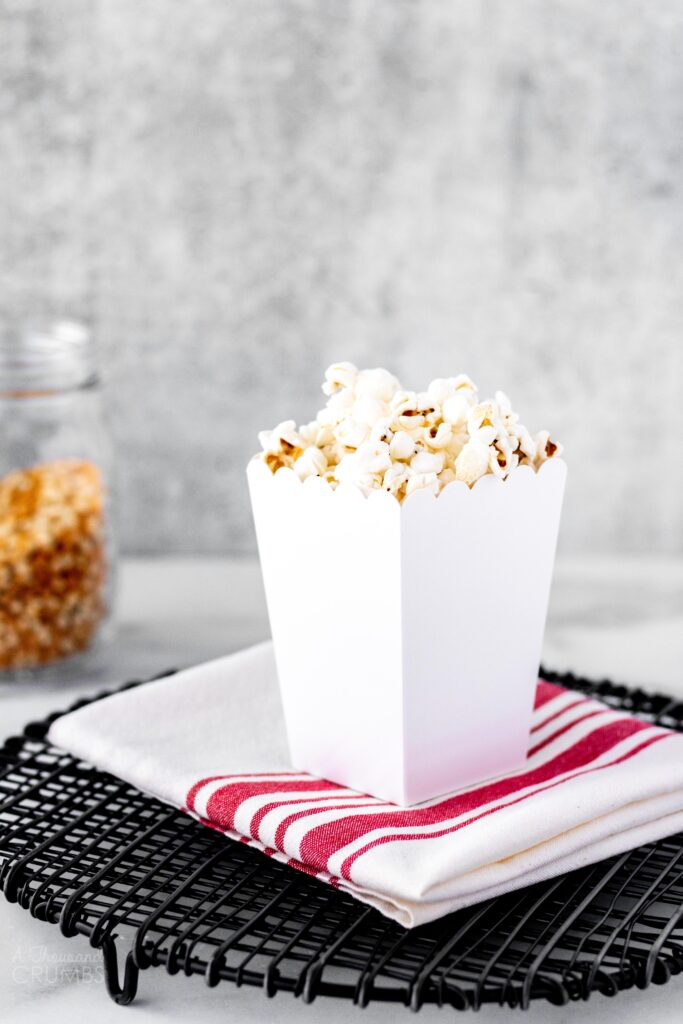Stovetop Popcorn - Everything from A Thousand Crumbs (3 of 8)