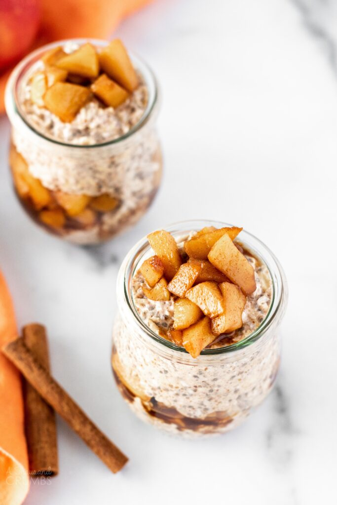 Cinnamon Apple Overnight Oats from A Thousand Crumbs (7 of 17)