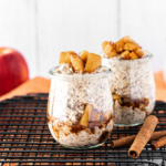 Recipe Card - Cinnamon Apple Overnight Oats