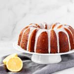 Recipe Card - Fresh Lemon Bundt Cake