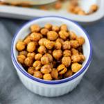 Recipe Card - Curry Oven Roasted Crispy Chickpeas